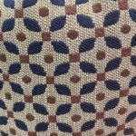 Altrosa-Blau-Muster